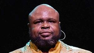 Ex-Temptations Singer Bruce Williamson Jr.'s Funeral Plans Include Otis Williams