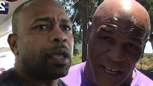 Roy Jones Jr. Not Backing Out of Mike Tyson Fight, Hammered Out Issues