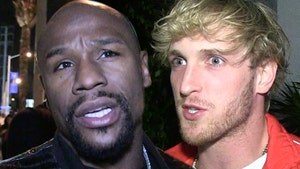 Floyd Mayweather Gunning to Box Logan Paul on June 6 in Miami, Sunday Fight!