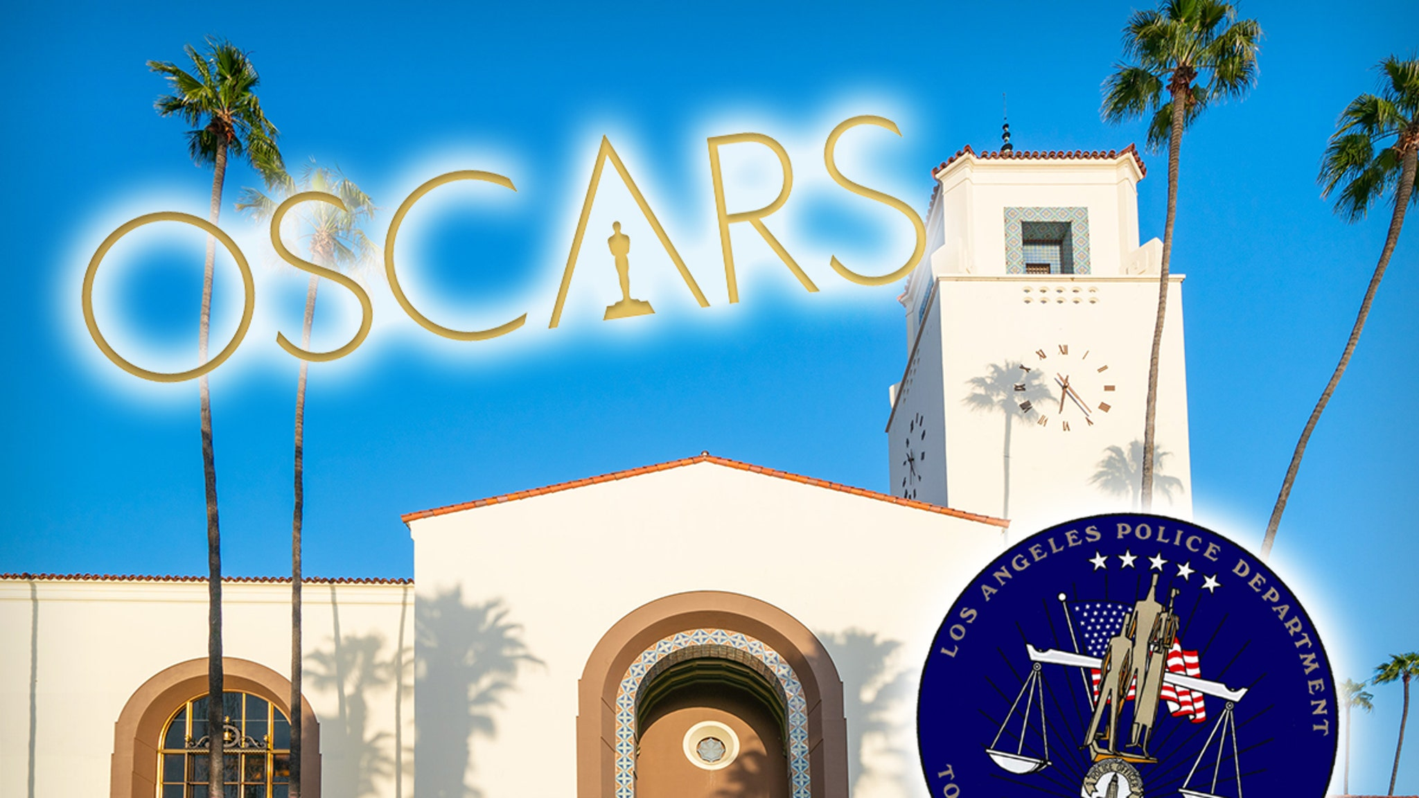 Oscars' L.A. Train Station Location Sees Crew Members Getting Mugged thumbnail