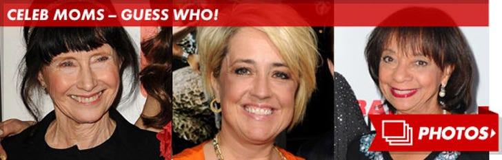 Mystery Mothers -- Guess Who!
