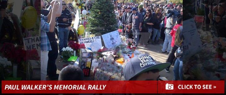Paul Walker Rally