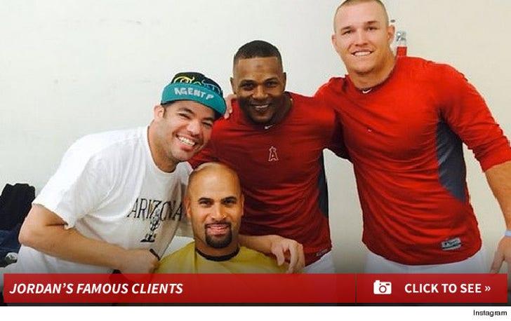 Jordan's Famous Clients
