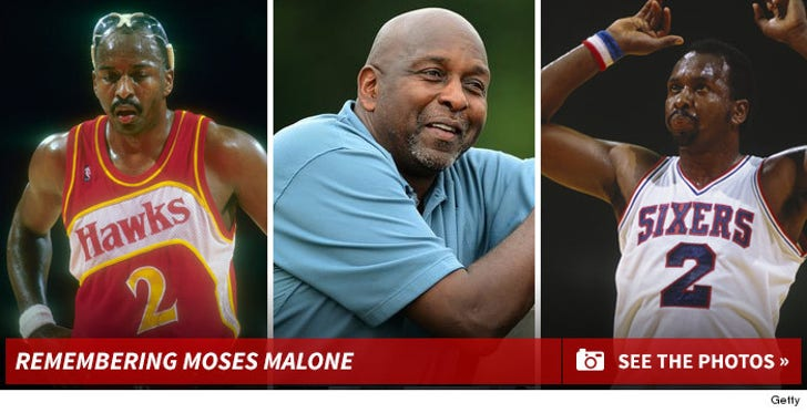 Remembering Moses Malone
