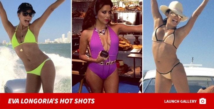 Eva Longoria's Hot Shots