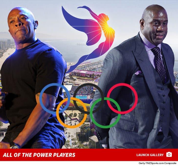 Los Angeles Olympics Board of Directors