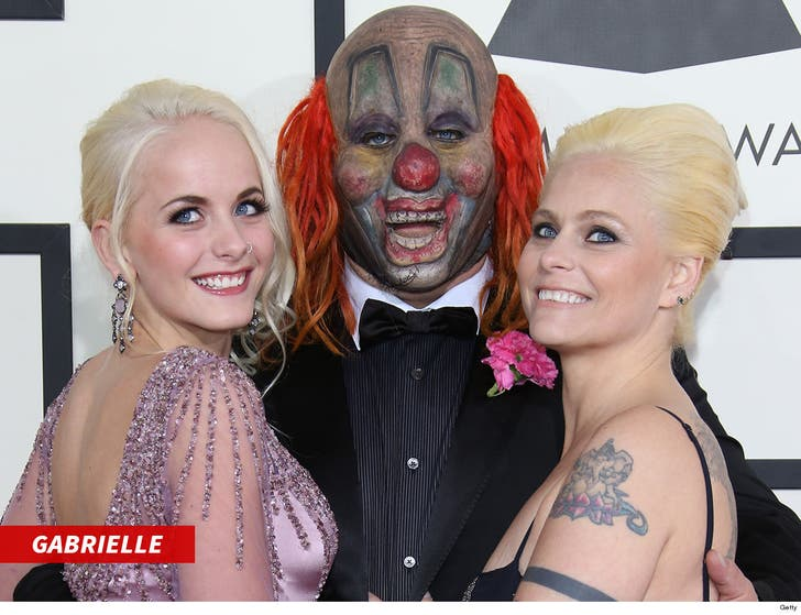 Slipknot Founding Member Shawn Crahan's Daughter Died From