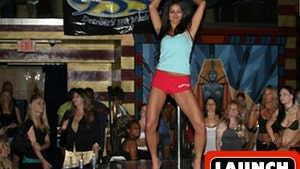 Miss USA 2010 -- Champion Pole Dancer