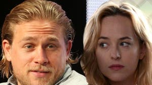 'Fifty Shades of Grey' -- Lead Actors Revealed ... Time to Prep For Some S&M