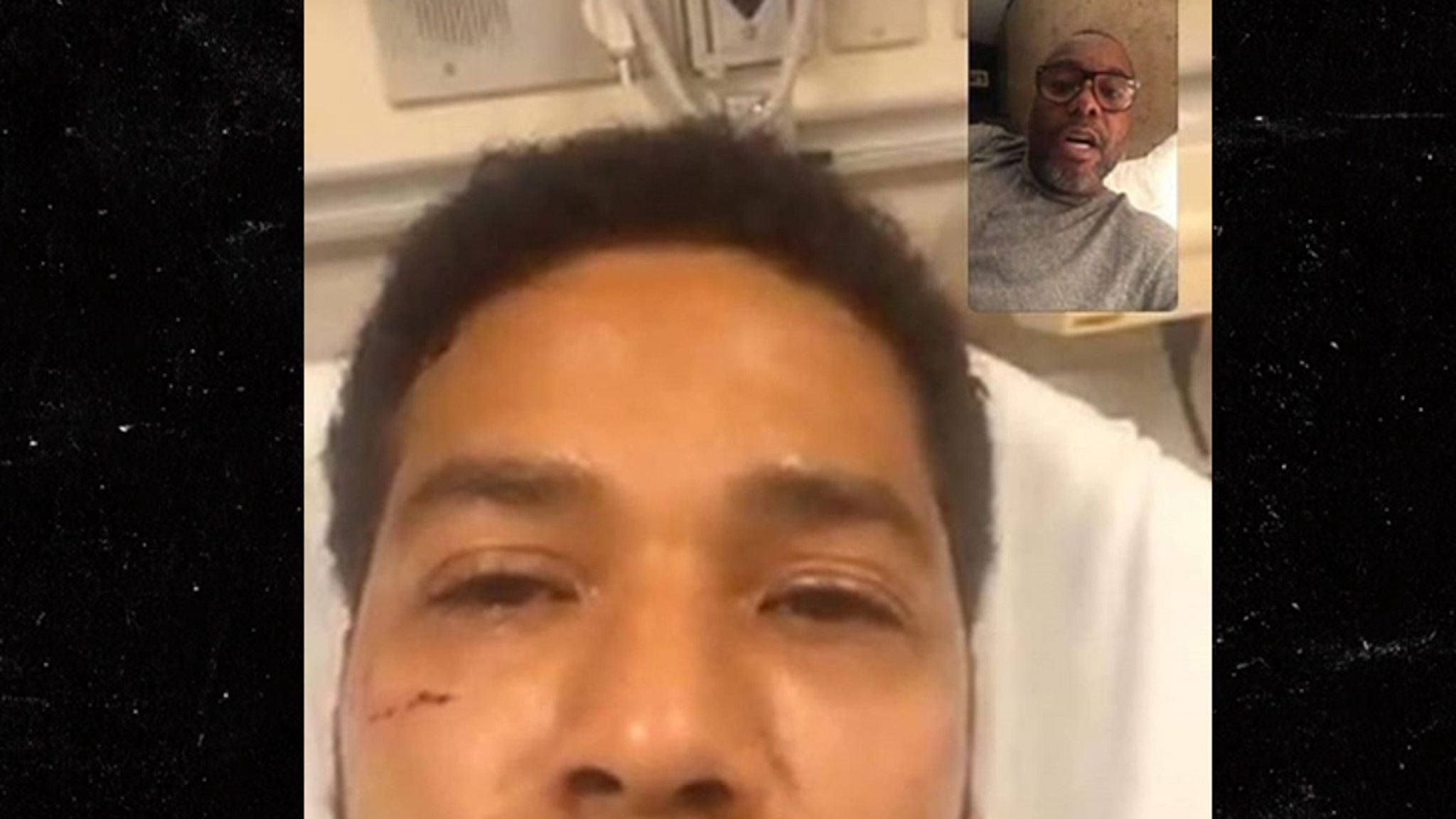 Empire' Star Jussie Smollett Tells Cops His Attackers Touted