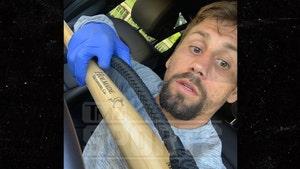 Urijah Faber Wielded Baseball Bat & Bullwhip to Hunt for Stolen Stroller