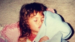Guess Who This Sleeping Sweetie Turned Into!