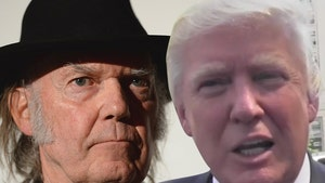 Neil Young Sues Trump Campaign Over Songs Played at Rallies