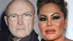 Phil Collins' Ex, Orianne Cevey, Auctioning Off More of His Awards