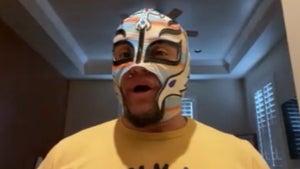 WWE Superstar Rey Mysterio Says Son Dominik Will Be Better Wrestler