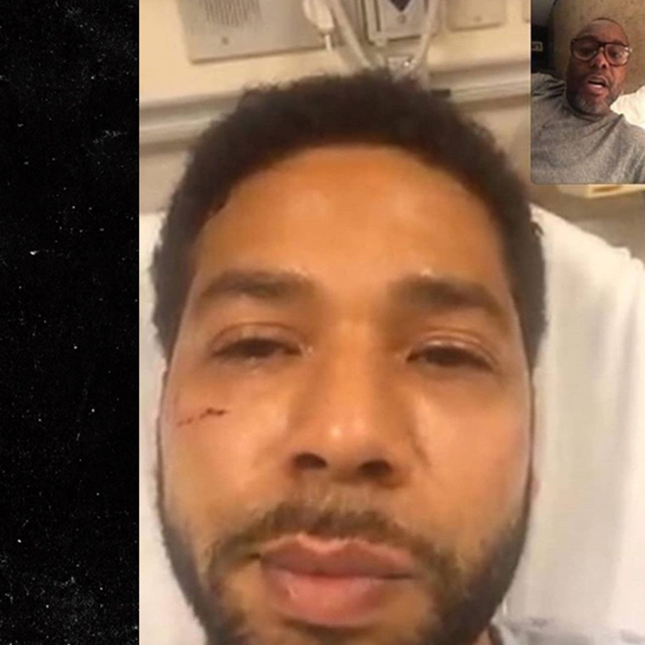 58691d9e 'Empire' Star Jussie Smollett Tells Cops His Attackers Touted MAGA