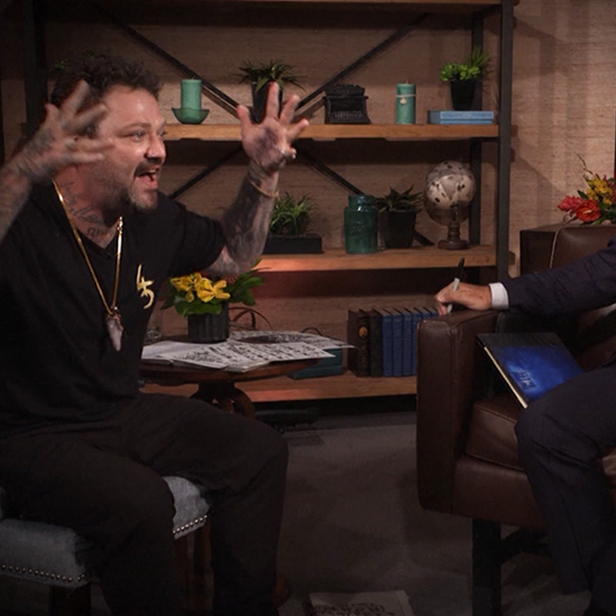 Bam Margera's Mom Put Him On Blast During Dr. Phil Session
