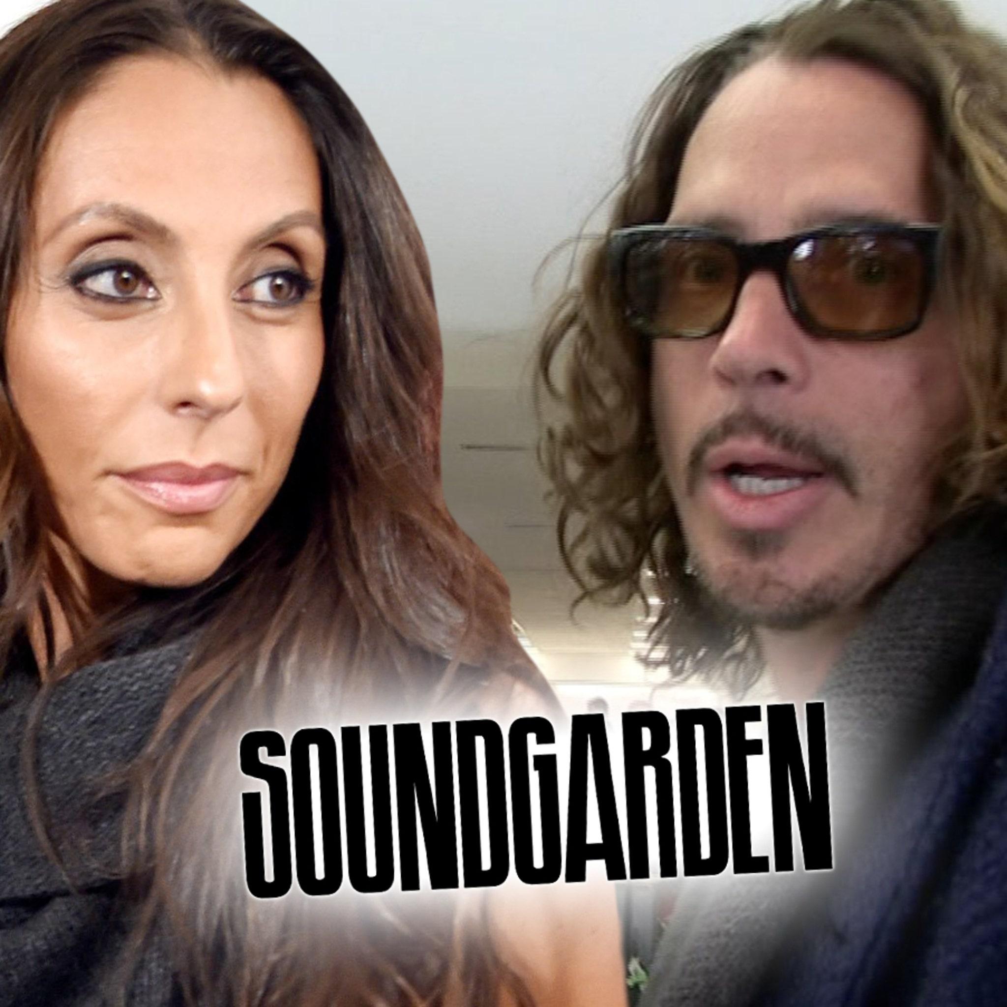 Chris Cornell's Widow Sues Soundgarden for Unpaid Royalties