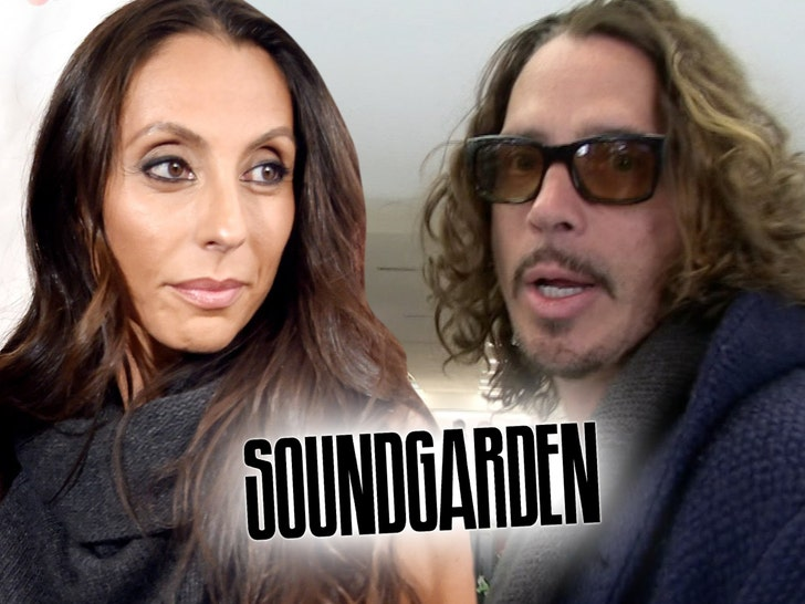 Chris Cornell's Widow Sues Soundgarden Over Unfinished Songs, Unpaid Royalties