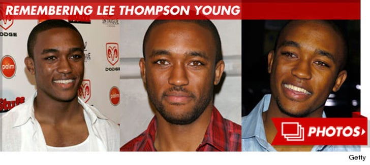 Remembering Lee Thompson Young