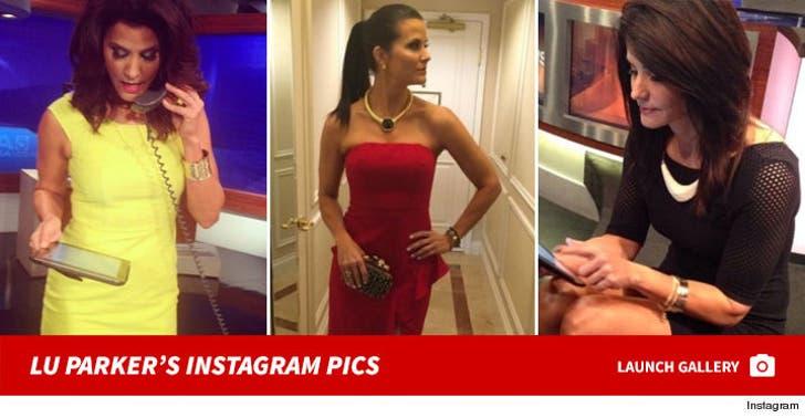 Lu Parker's Instagram Photos