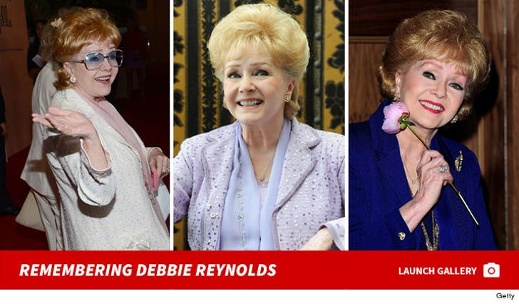 Debbie Reynolds Photos