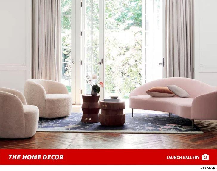 Gwyneth Paltrow's Goop Home Decor