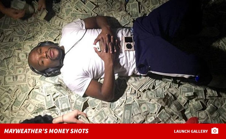 Mayweather's Money Shots
