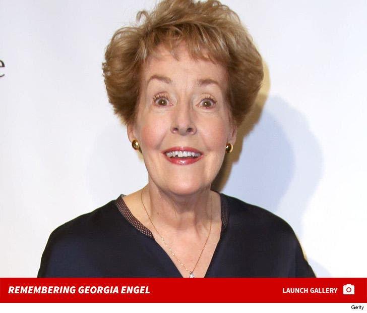 Remembering Georgia Engel