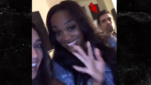 'Bachelorette' Rachel Lindsay Caught Partying with One of Her Suitors? (PHOTOS)