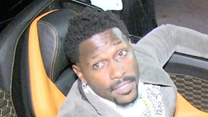 Antonio Brown Mulled $2.7 Mil Settlement with Rape Accuser, Deal Fell Apart