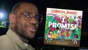 LeBron James Pens 40-Page Children's Book, 'I Promise'