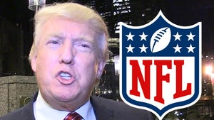 Donald Trump On NFL, 'If They Don't Stand for Anthem, I Hope They Don't Open'