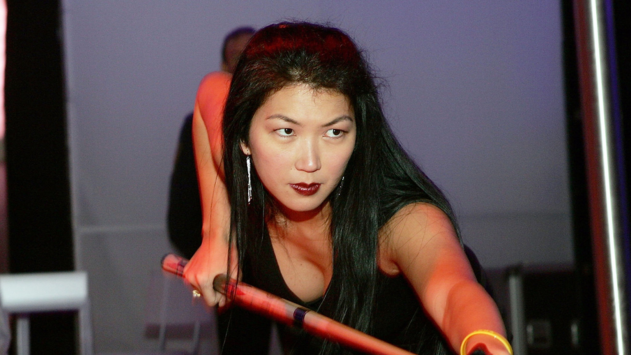Jeanette 'The Black Widow' Lee Billiards Star Diagnosed With Terminal Cancer