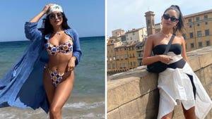 Vanessa Hudgens' Italy Vacay