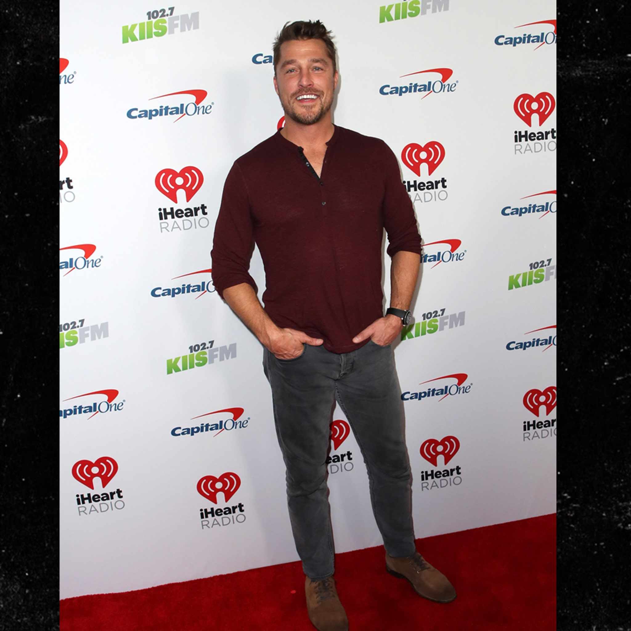 Ex-'Bachelor' Chris Soules Surfaces in Hollywood, 1st Time Since Crash