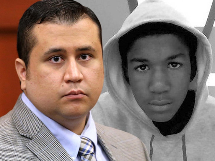 George Zimmerman sues family of Trayvon Martin, and police, for $100 million