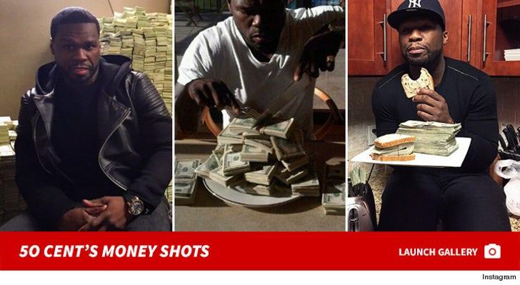 50 Cent's Money Shots
