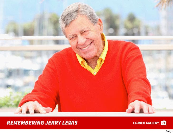 Remembering Jerry Lewis