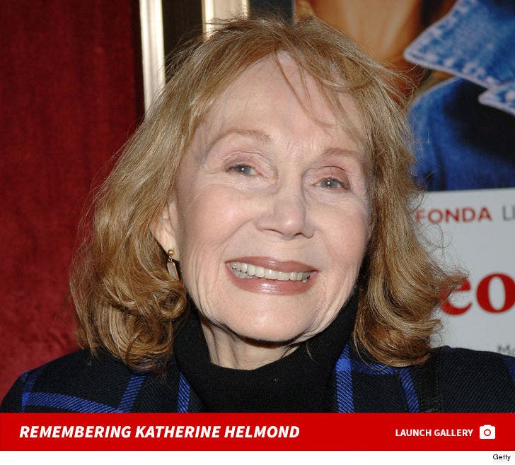 Remembering Katherine Helmond