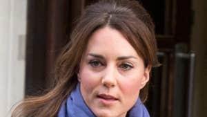 Kate Middleton -- Hospital Nurse Found Dead After Radio Prank ... Suicide Suspected