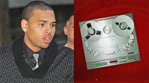 Chris Brown Car Accident -- The Panicked 911 Call ... 'My Name Is Christopher!!!'