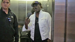 Randy Jackson Re: Simon Cowell -- From One Dog to Another