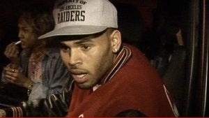 Chris Brown -- I'm Done Playing 'Hood' Clubs