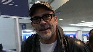'The Walking Dead' Star Jeffrey Dean Morgan Says Emmys 2017 Went Easy on Trump