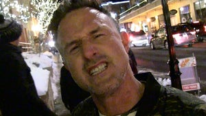 David Arquette Calls Out CM Punk For MMA Fight, 'I'm Ready, Bro!'