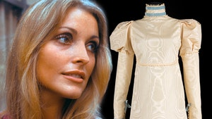 Sharon Tate's Wedding Dress Now at Zak Bagans' Haunted Museum