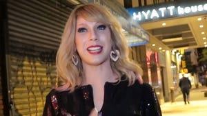 Taylor Swift Impersonator Jade Jolie on John Travolta's VMAs Gaffe