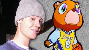 Justin Bieber's Kobe Bryant Tribute Art Raises $12,000 for MambaOnThree