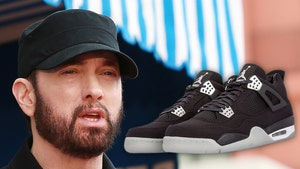 Eminem Donates $20k Ultra-Rare Jordan 4 Carhartt Shoes For COVID-19 Relief